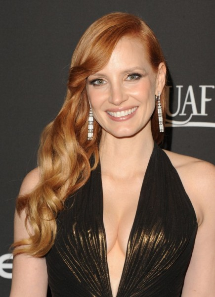 Jessica Chastain Earrings