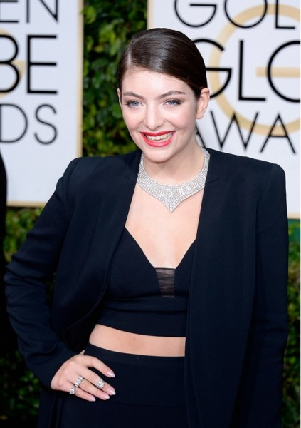 Lorde Statement Choker