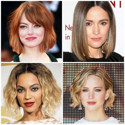The Cutest Celebrity's Short Bob Hairstyle