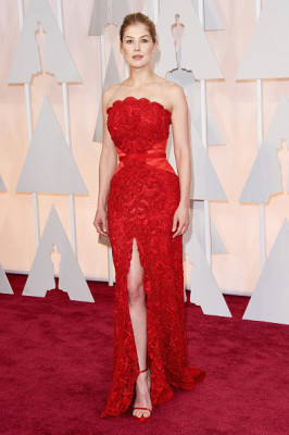 Rosamund Pike in Givenchy