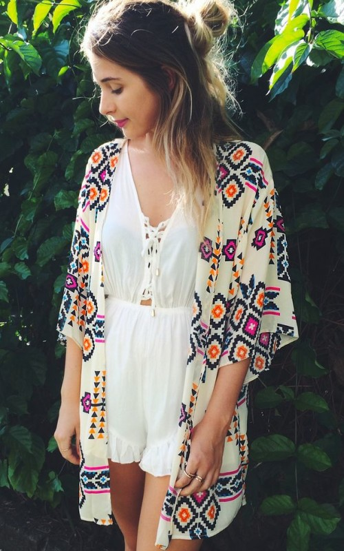 Boho Spring Outfits For Fashion Festival Season