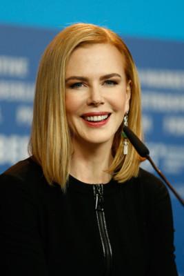 Nicole Kidman's Strawberry Blonde Cut