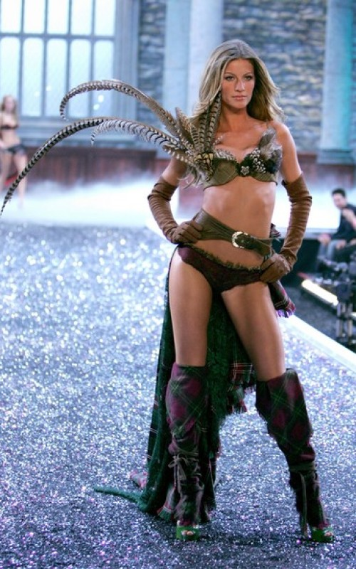 Victoria's Secret Fashion Show, November 2006