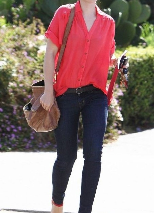 Most Favorite Lily Collins Street Style You Can Follow
