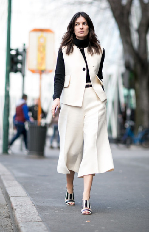 Trend Alert: How To Style With Culottes