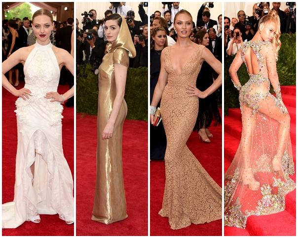 Best Glamour Looks At Met GALA 2015