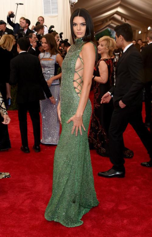 Kendall-Jenner at met gala 2015