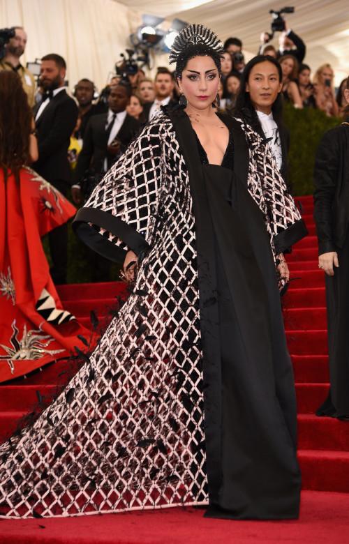 Lady-Gaga Met Gala 2015