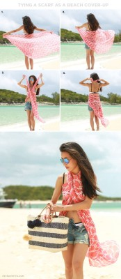 Scarving Your Summer Outfit!