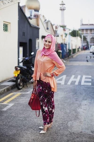 Hijab Fashion Style