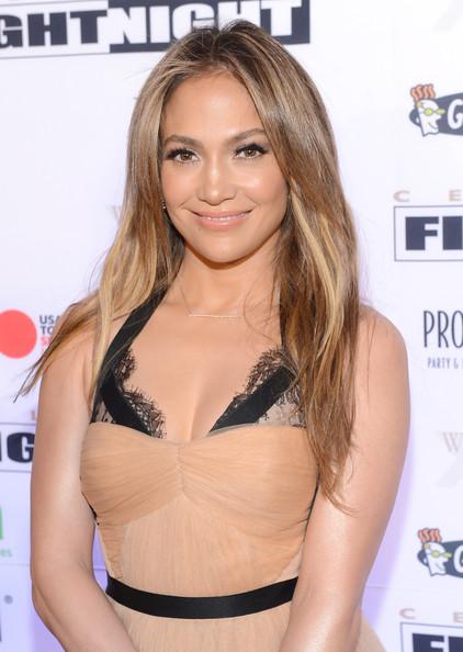 Jennifer Lopez's Yummy Honey