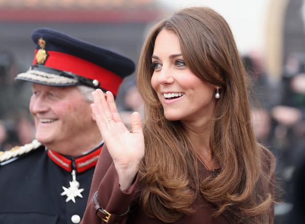 Kate Middleton's Medium Ash Brown