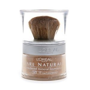 L'Oreal Bare Naturale Gentle Mineral Makeup