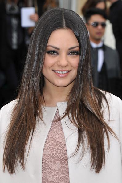 Mila Kunis's Ombre