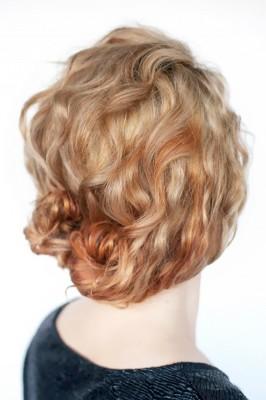 Double Mini Buns by Hair ROmance