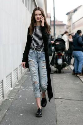 Models at Milan Fall 2015