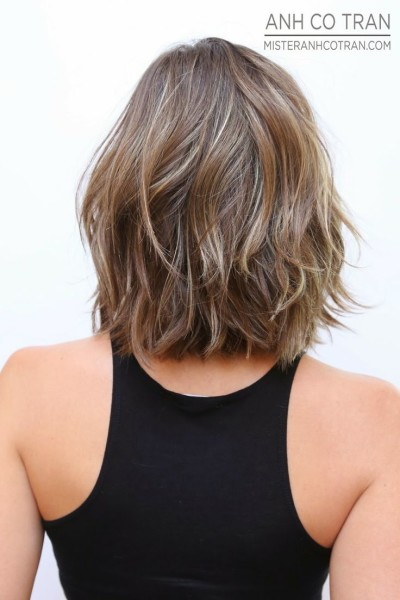 2015 Top Medium Haircuts Style Inspirations