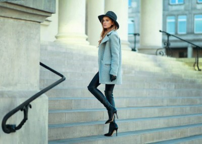2015 Winter Outfit Ideas With Casual Coat
