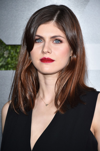 Alexandra Daddario Make Up - 10 Perfect Celebrities Make UP Inspiration For Holiday