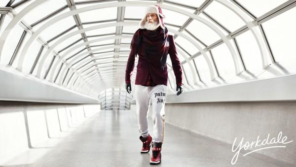 Fashion Men Santa