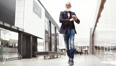 Fashion Santa by Yorkdale Will Rock Your Christmas!