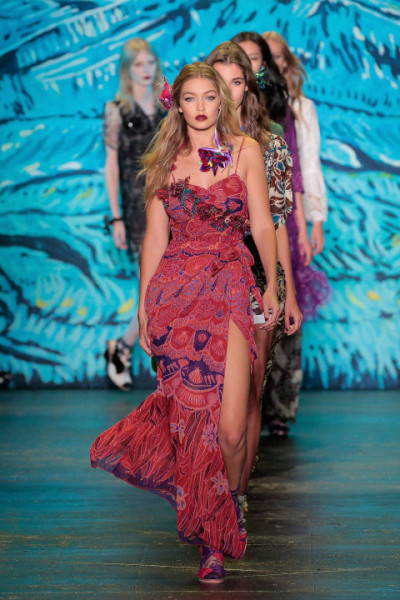 Anna Sui Spring Summer 2016