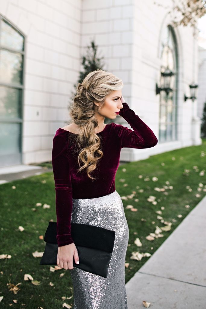 Wedding Winter Invitation Outfit Inspirations