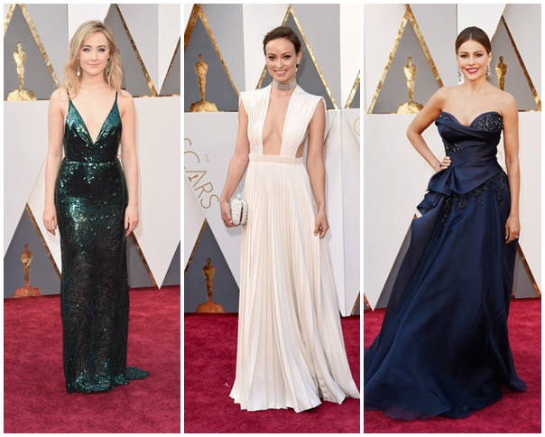 2016 Oscars Best Dressed Red Carpet Moment