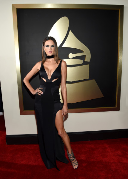 attends The 58th GRAMMY Awards at Staples Center on February 15, 2016 in Los Angeles, California.