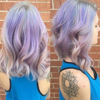 pastel-hair-color-ideas-medium-pastel-purple-hairstyle