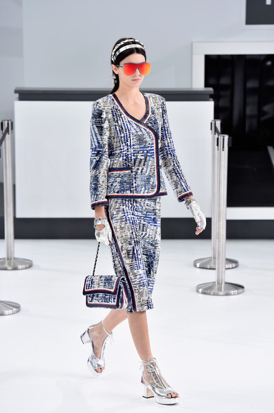 Chanel Spring Summer 2016