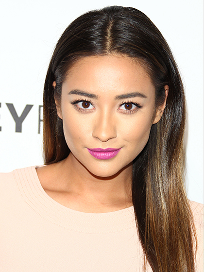 PURPLE Shay Mitchell