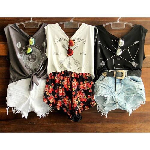 2016 Trend Summer Outfit Inspirations