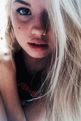 Debby Ryan put on a brave face with this totally selfie  Instagram.com/debbyryan