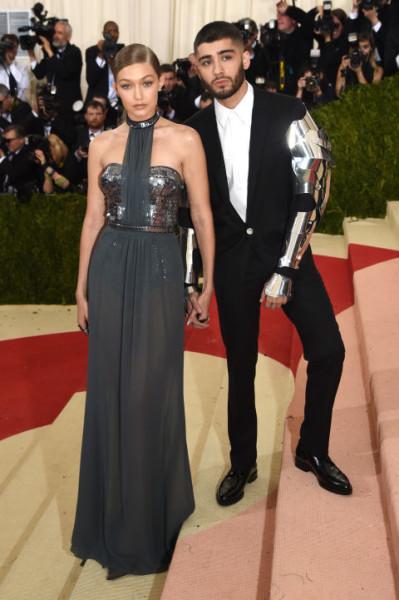 Gigi Hadid wears Tommy Hilfiger