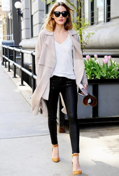 Olivia Palermo step out in this $9 tee from none other than Old Navy, we started to wonder what else would she buy there.