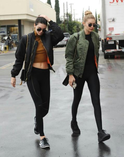Gigi Hadid & Kendall Jenner Fashion: Friendship Outfit Goal!
