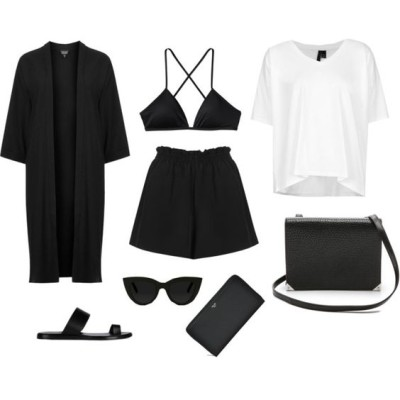 Trend Monochrome Fashion To Try Out This Summer