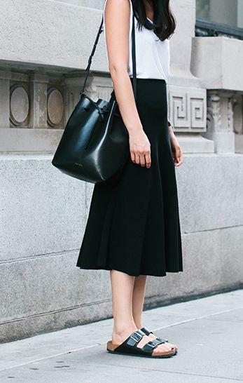 skirt and slides