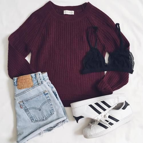 Picked Color How To Wear Maroon Outfit For This Year