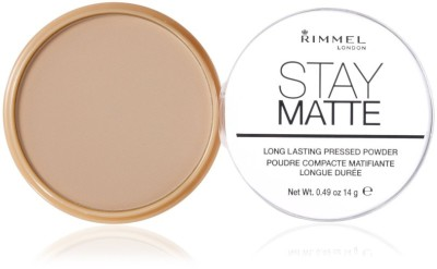 Rimmel Stay Matte Pressed Powder ($3.99, drugstore.com)