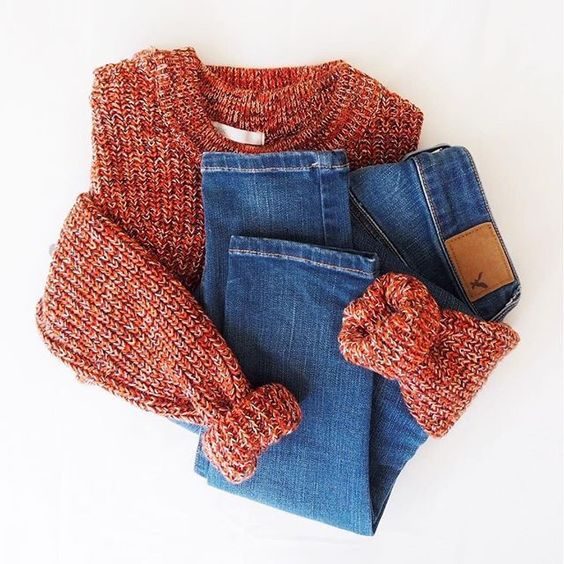 Sweater for fall outfit