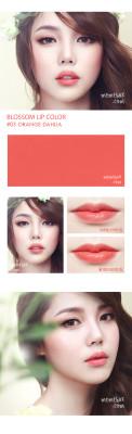 Pony Blossom Lipstick #03 Orange Dahlia