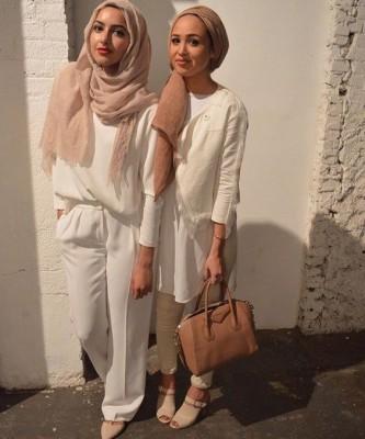 Summer Albarcha and Maria Alia