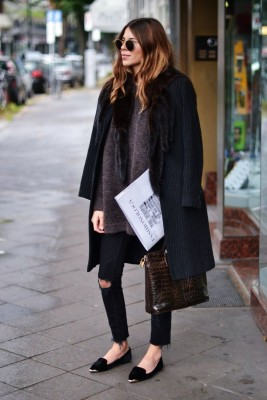 skinny-jeans-and-cap-toe-loafers