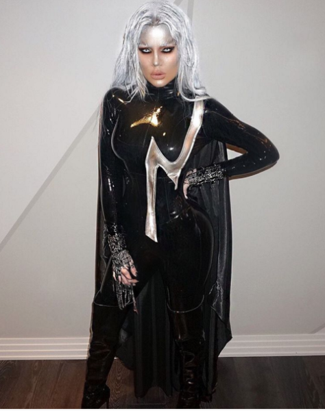 Khloe Kardashian As Storm.
