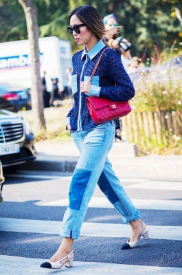 Aimee Song Must Have Item: The Classy Cap Toe Shoes