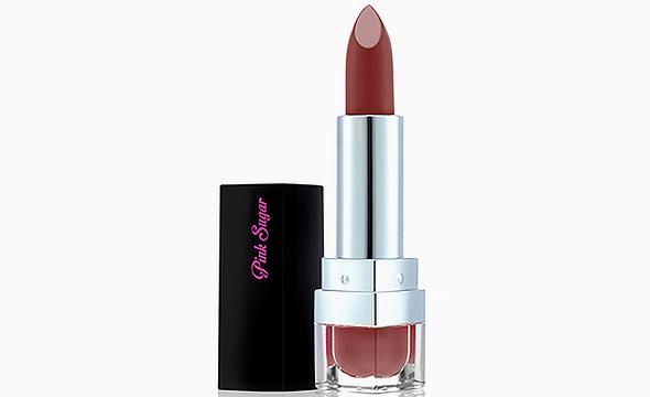 Pink Sugar's Creamy Matte Lipstick in Desire