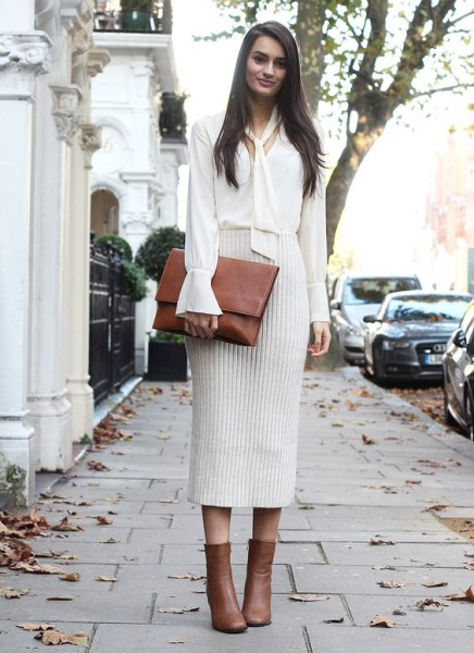 peexo fashion blogger wearing winter neutrals