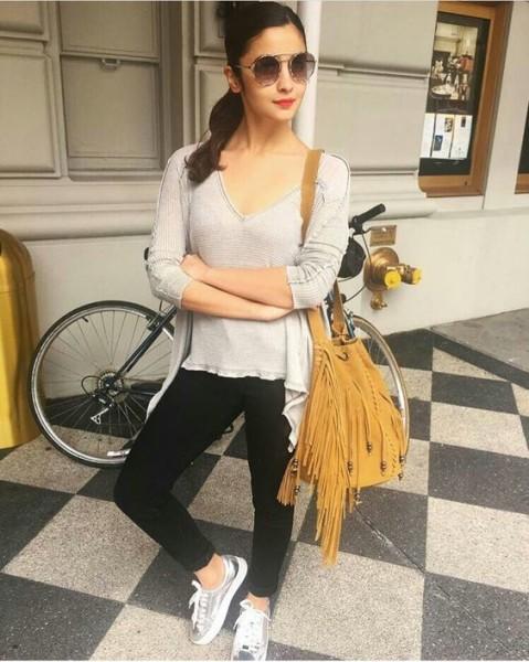 Alia Bhatt Street Style Cuteness Overload